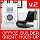 Office Builder 2 - Great Mockup Pack