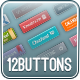 12 Web Buttons  - GraphicRiver Item for Sale