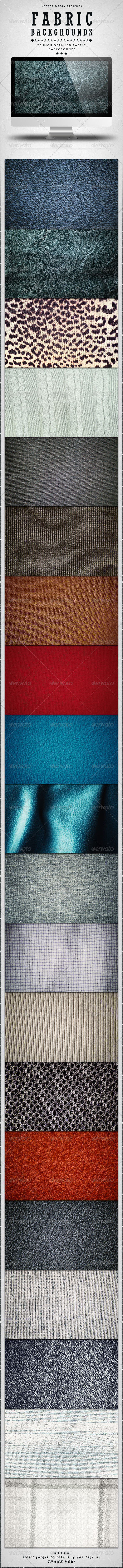 Fabric Backgrounds - Miscellaneous Backgrounds