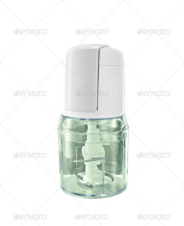 Blender. On a white background. - Stock Photo - Images