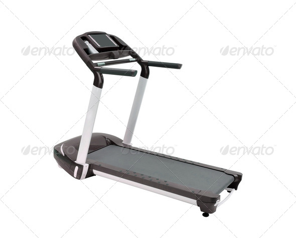 Fitness Home Gym for regular sports training - Stock Photo - Images