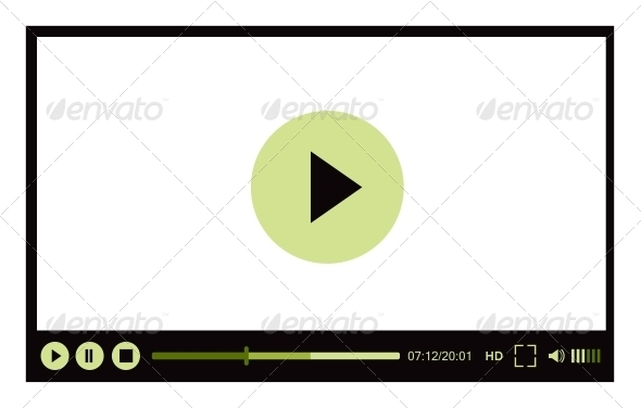 Video Player for Web - Web Technology