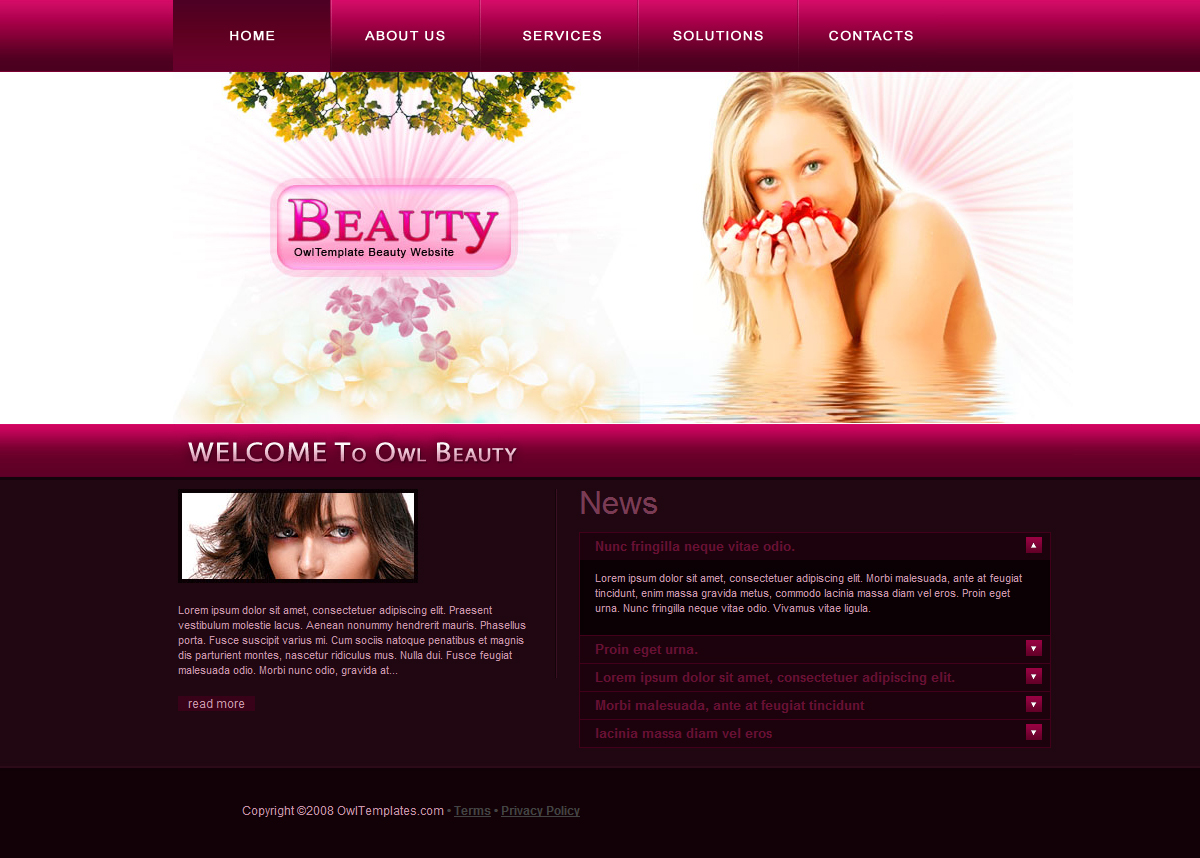 Free Download Fashion health and beauty website Nulled Latest Version