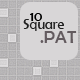 10 Square Patterns - GraphicRiver Item for Sale