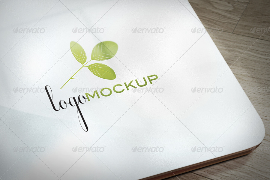 Logo Mockups - 10 Styles