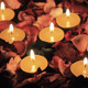 Romanticism With Candles  - VideoHive Item for Sale