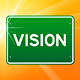 Vision Green Sign - GraphicRiver Item for Sale