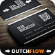 Pro Business Card 16 - GraphicRiver Item for Sale