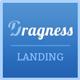 Dragness Business & Portfolio Landing Page - ThemeForest Item for Sale