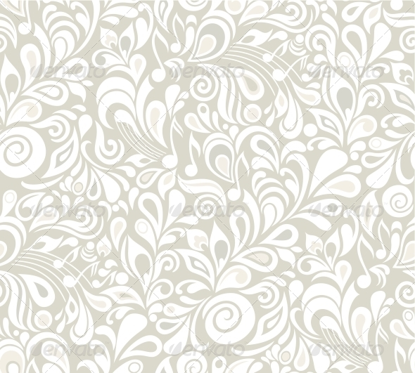 Decorative Musical Floral Theme - Patterns Decorative