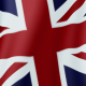 United Kingdom Flag Loop - VideoHive Item for Sale