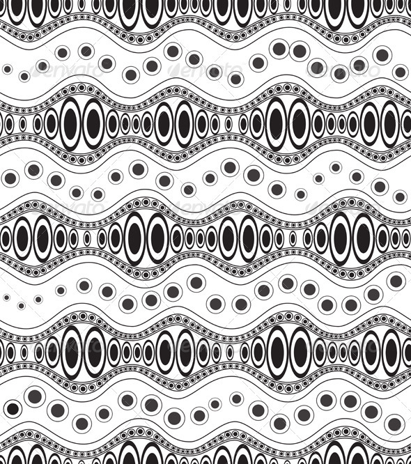 Ethnic Doodle - Patterns Decorative