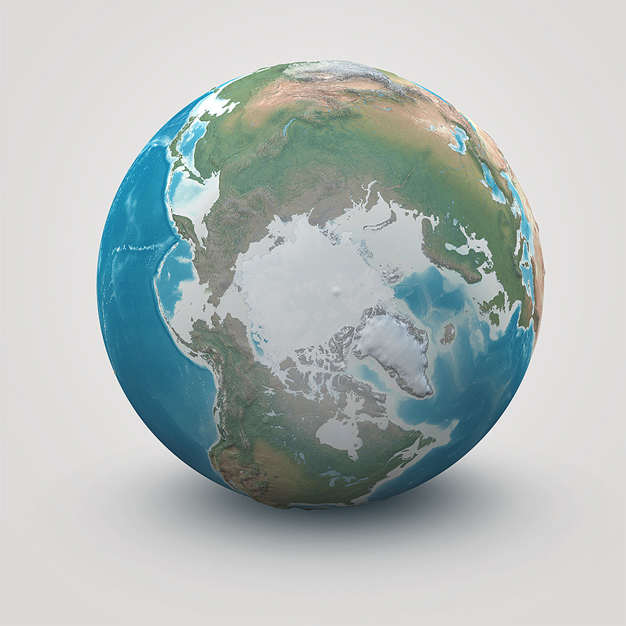 Planet earth realistic 3d world globe by giallo 3docean 04earth illustrated 3d world cinema4d 3ds obj globe planet realistic polygons photoshopg gumiabroncs Gallery