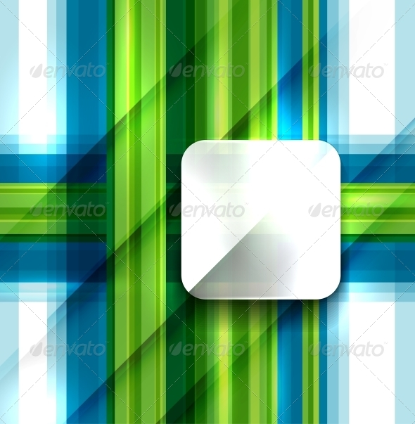 Modern geometric abstract background - Backgrounds Decorative