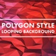 Polygon Style Looping Background - VideoHive Item for Sale
