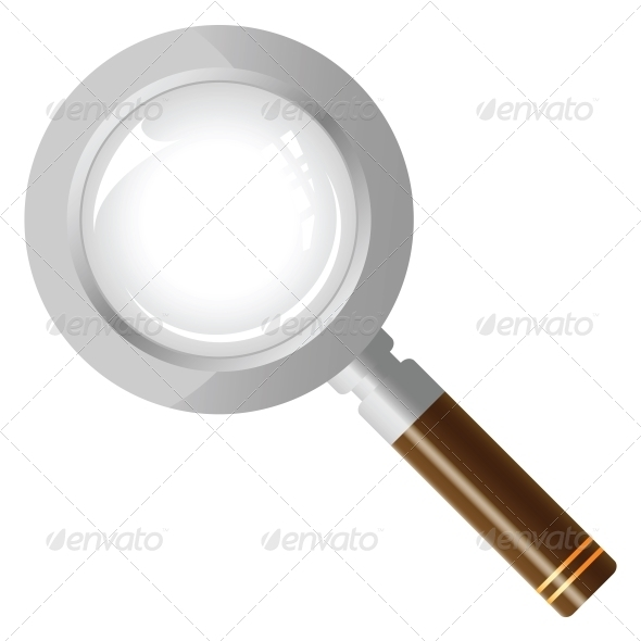 Magnifying Glass - Web Technology