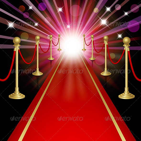 Red Carpet - Miscellaneous Vectors