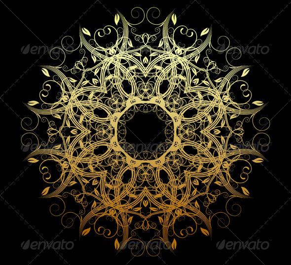 ornamental element - Decorative Vectors