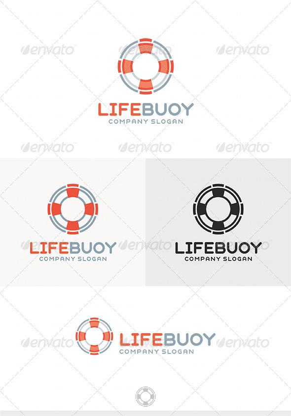 Lifebuoy Logo - Symbols Logo Templates