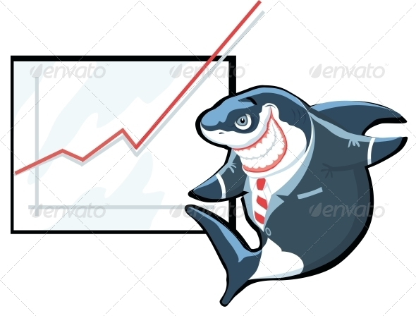 Shark of Business - Concepts Business