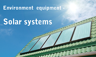 Solar environmental equipment
