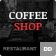Coffee Shop - Responsive WP Theme For Restaurant Nulled