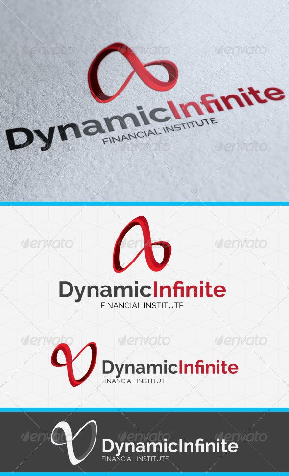 Dynamic Infinite Logo Template - Symbols Logo Templates