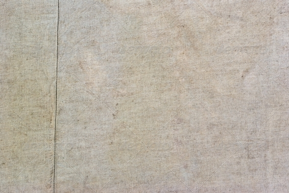 High resolution brown canvas texture - Fabric Textures