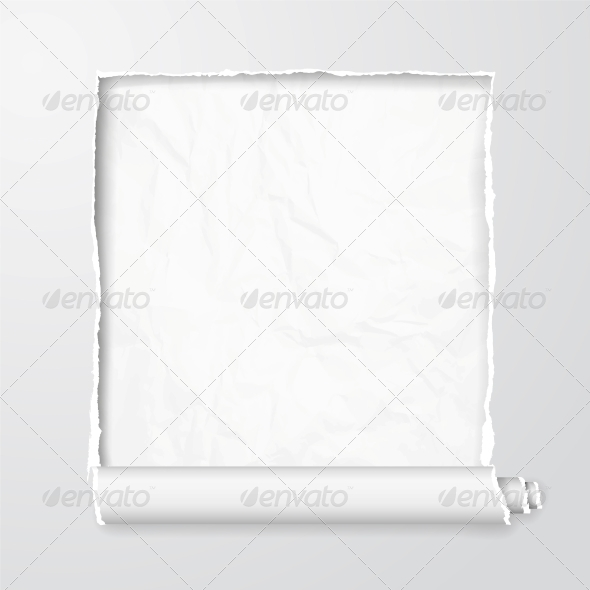 Cracked Banner - Abstract Conceptual