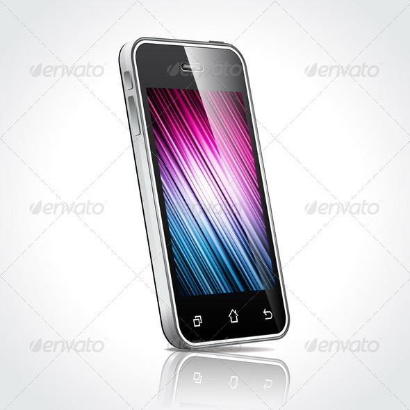 Touchscreen Mobile Phone Devices - Communications Technology