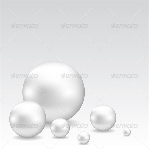 Pearl - Backgrounds Decorative