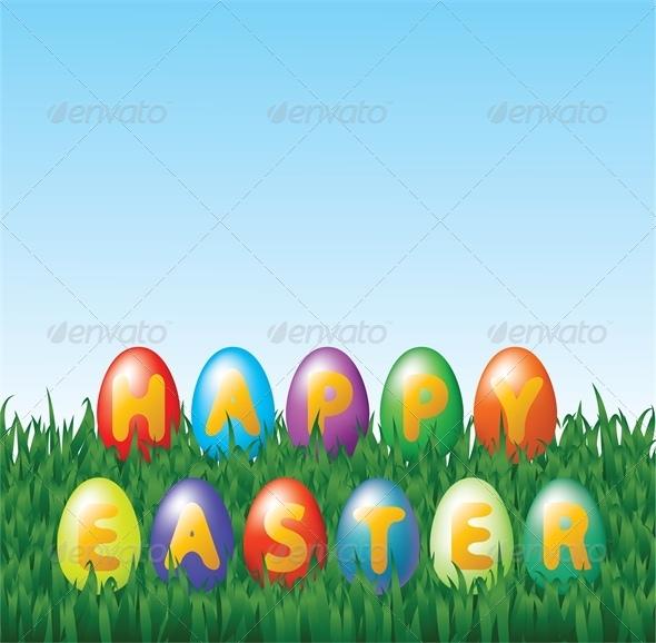 Easter Eggs - Miscellaneous Seasons/Holidays