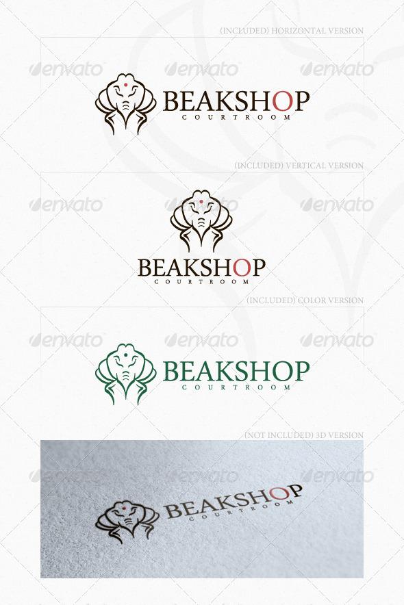 Beakshop Logo - Animals Logo Templates