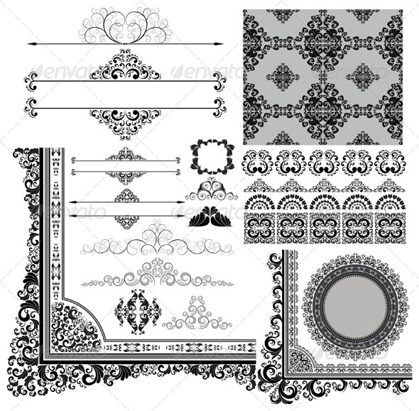 Design Elements - Decorative Vectors