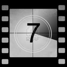 Film Countdown Sequence