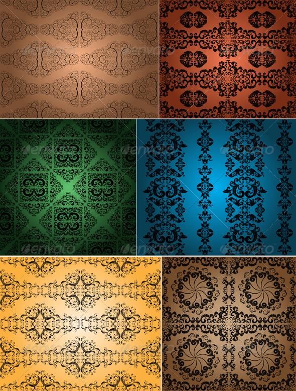 vintage wallpapers - Patterns Decorative
