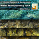 Photo Textures Water Transparency Rock - GraphicRiver Item for Sale