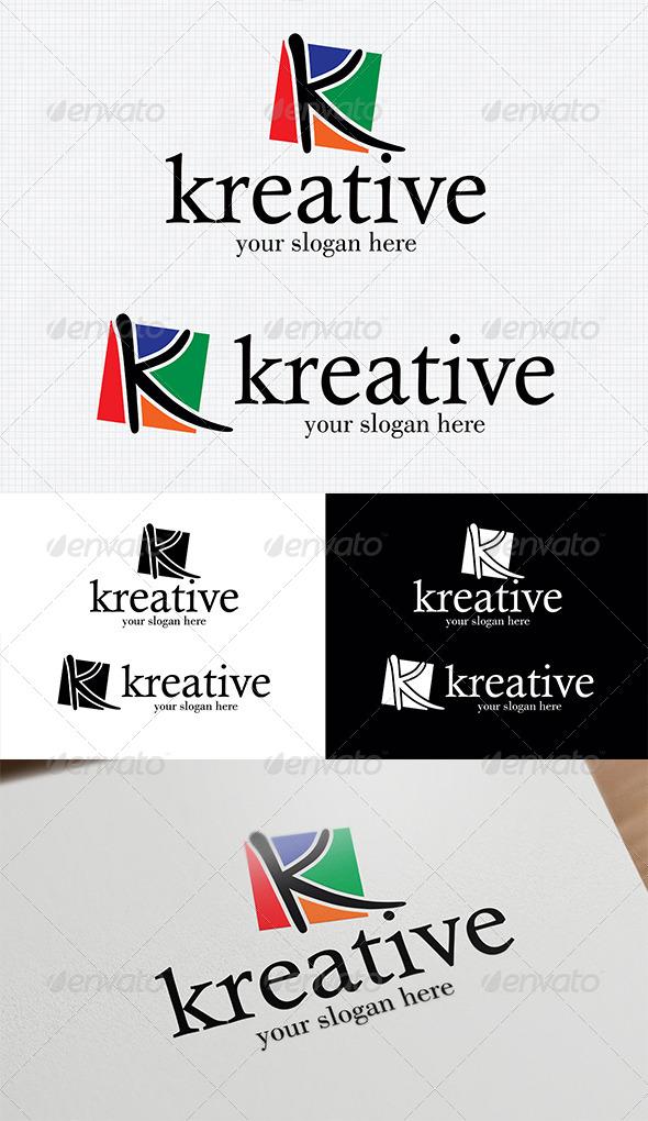 K Letter Logo  - Letters Logo Templates
