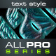 Alien Photoshop Text Styles - GraphicRiver Item for Sale