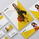 Stationary / Branding Mock-up - GraphicRiver Item for Sale
