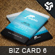 Business Card Design 6 - GraphicRiver Item for Sale