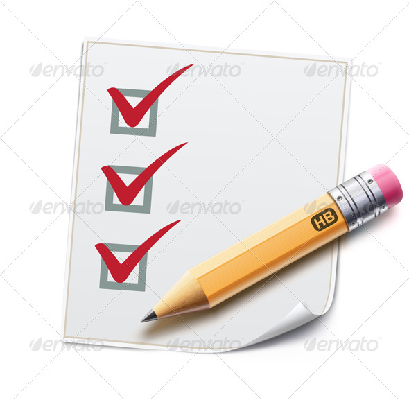 Checklist  - Concepts Business
