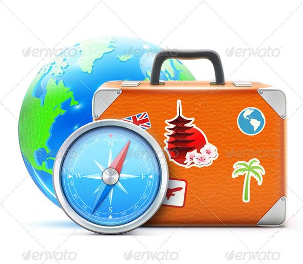 Travel Concept - Travel Conceptual