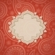 Frame in the Indian Style - GraphicRiver Item for Sale