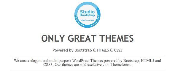 Studiobootstrap com