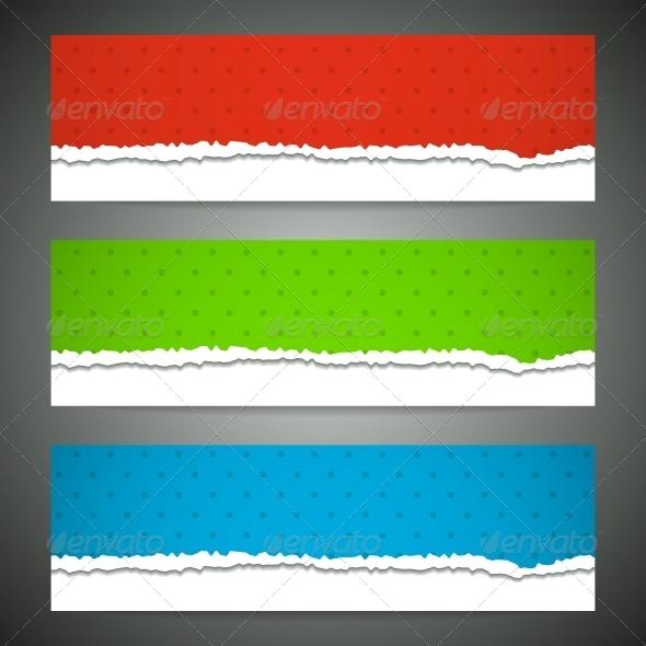 Torn paper - Paper Textures