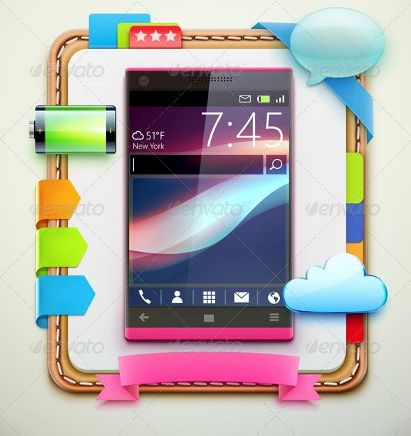 modern cellphone - Communications Technology