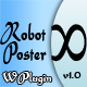 RobotPoster - WordPress plugin - CodeCanyon Item for Sale