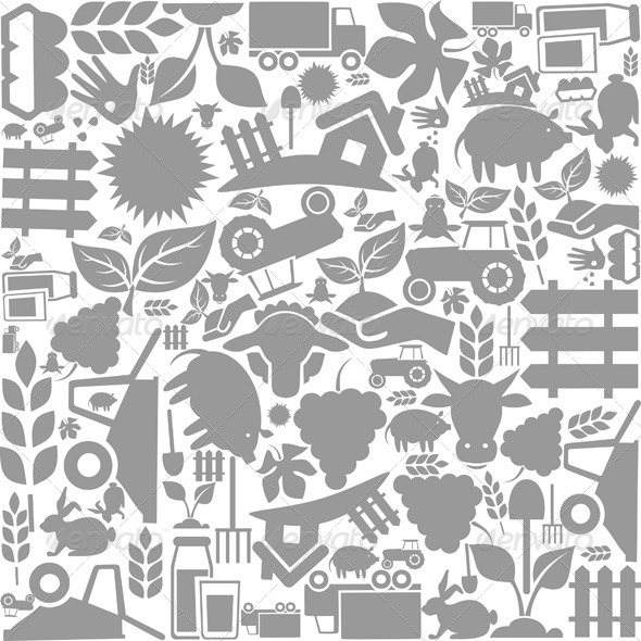 Background Agriculture - Miscellaneous Vectors