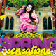 Spring Sensations Poster and Flyer - GraphicRiver Item for Sale